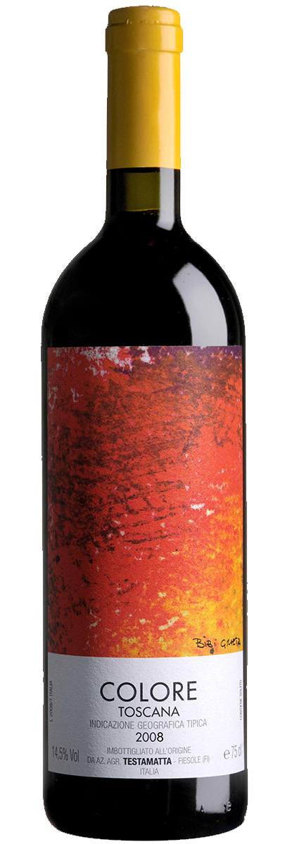 Colore Rosso IGT 2009