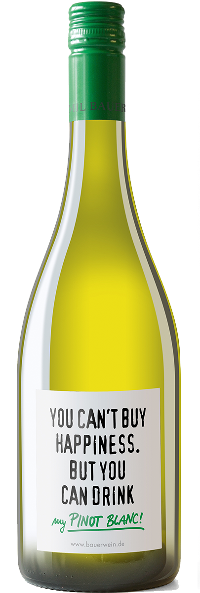 Pinot blanc «Happy» 2015
