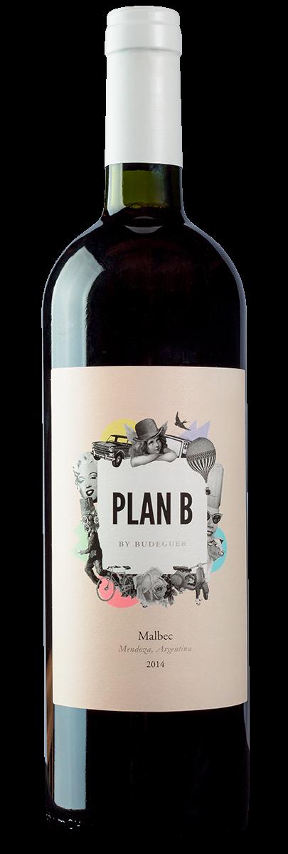 Plan B Malbec 2016