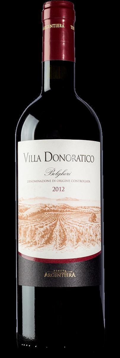 Villa Donoratico Bolgheri DOC 2015