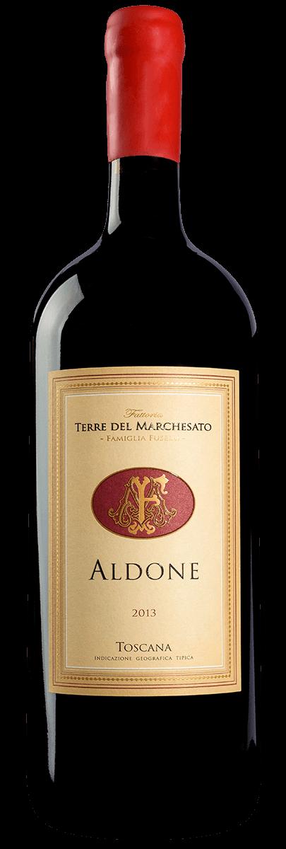 Aldone Merlot Toscana IGT Magnum 2013