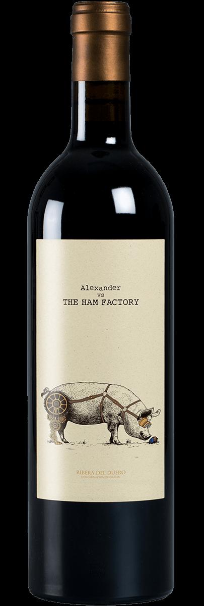 Alexander vs. The Ham Factory DO Magnum 2015