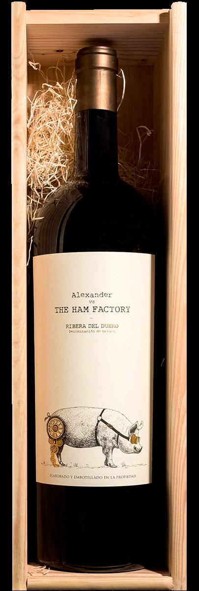 Alexander vs. The Ham Factory DO 5-Liter 2013