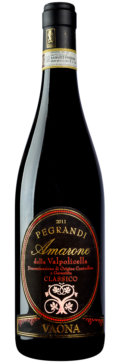 Amarone Valpolicella Classico PEGRANDI DOC Magnum 2012