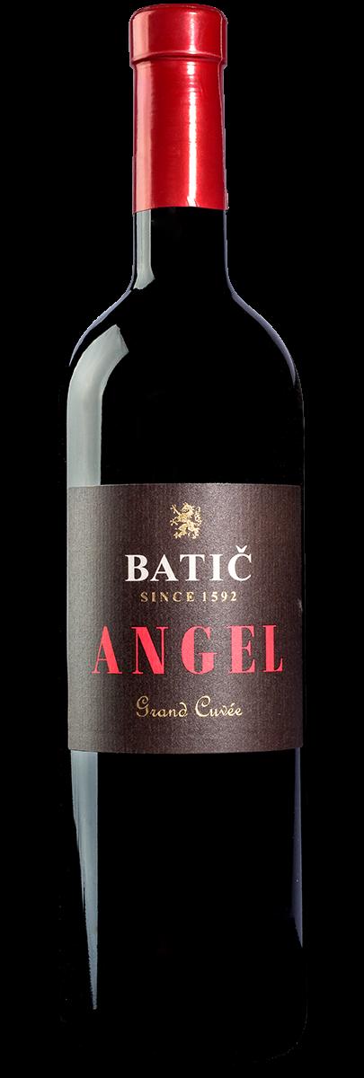 Angel red Grande Cuvée Vipava 2013
