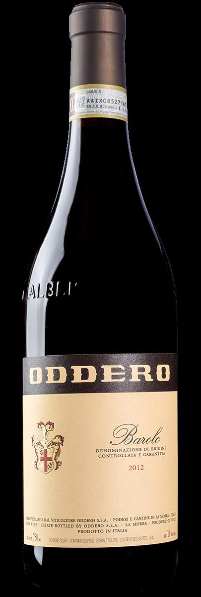 Barolo Classico Oddero DOCG 2012
