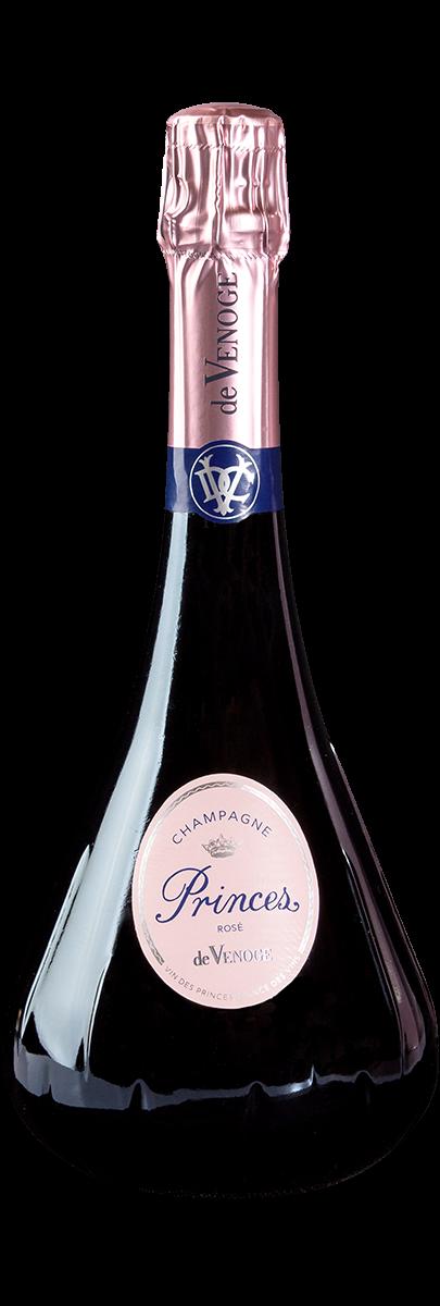 Champagne Princes Rosé