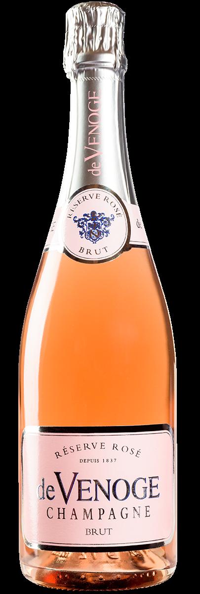 Champagne Brut Rosé Réserve
