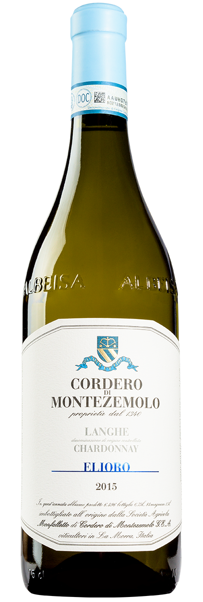 ELIORO Chardonnay Langhe DOC 2015