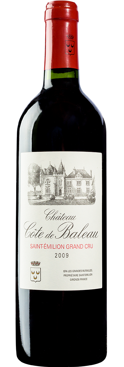 Château Côte de Baleau 2009