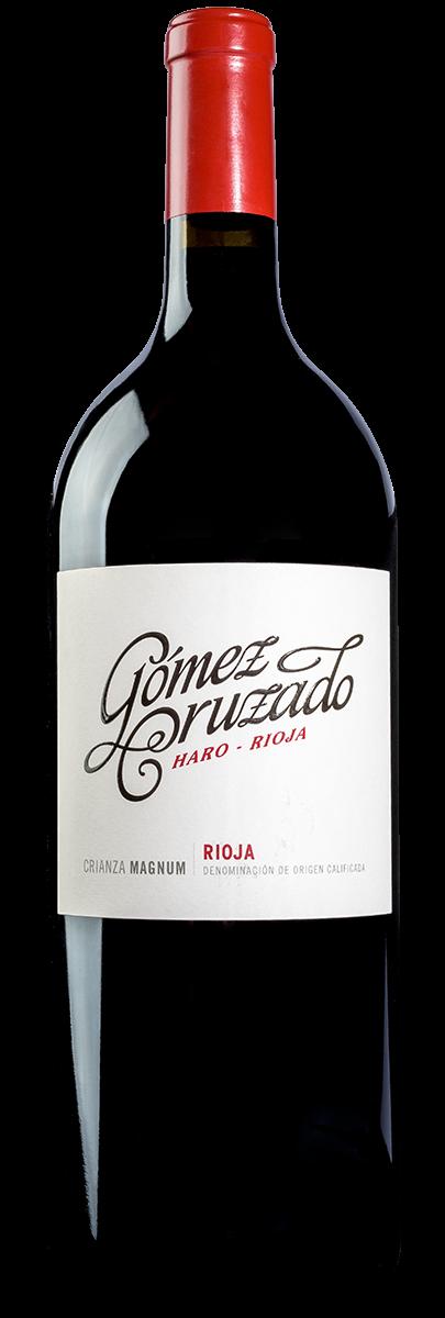 Gómez Cruzado Crianza Rioja DOC Magnum 2014