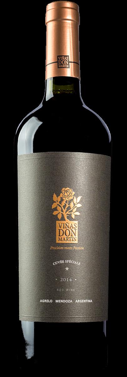 Don Martin Cuvée Spéciale 2014