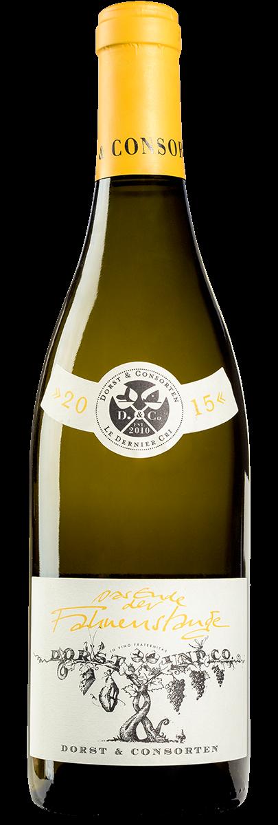 Pinot Blanc «Das Ende der Fahnenstange» 2015
