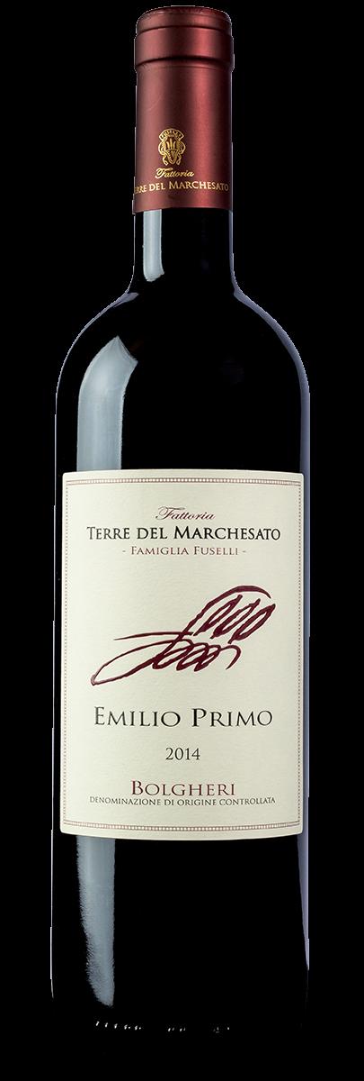 Emilio Primo Bolgheri Rosso DOC Magnum 2015
