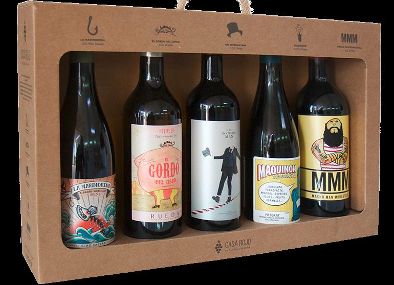 The Wine Gurus Geschenkbox