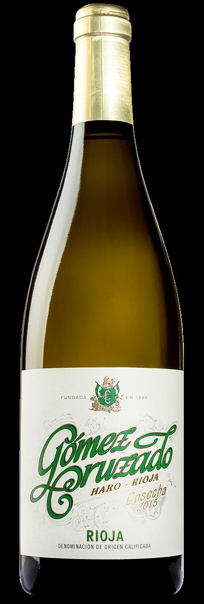 Gómez Cruzado Blanco Rioja DOC 2015