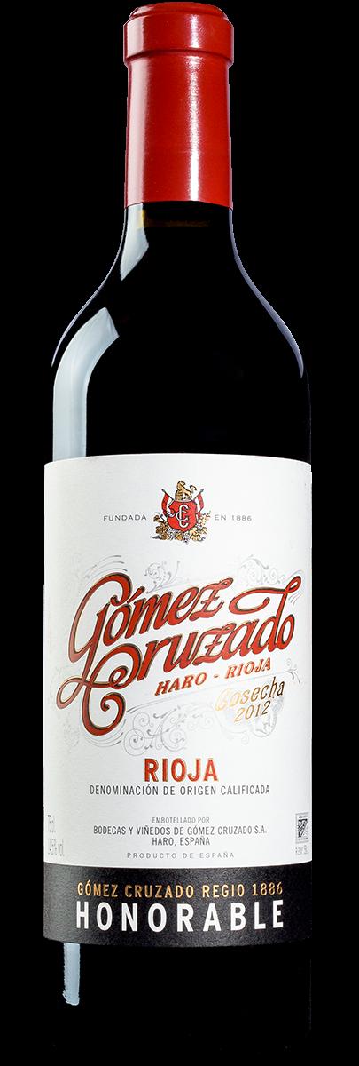 Gómez Cruzado Honorable Rioja DOC 2012