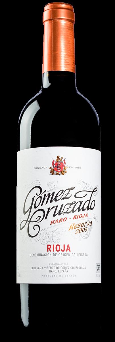 Gómez Cruzado Reserva Rioja DOC 2009