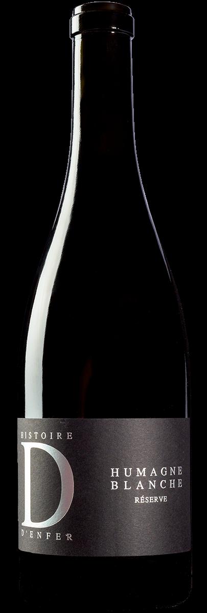 Humagne Blanche Réserve Wallis AOC 2015