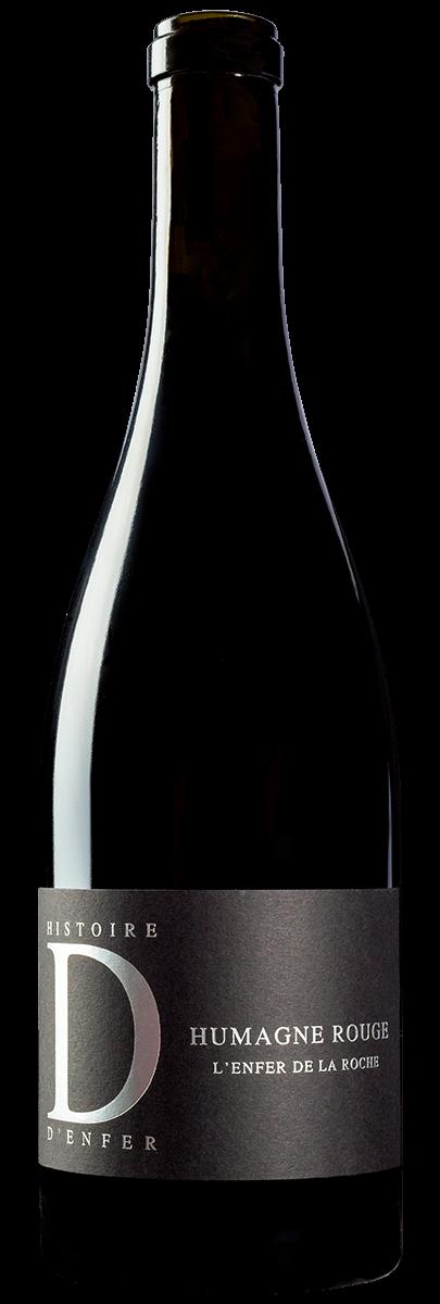 Humagne Rouge L'Enfer de la Roche Wallis AOC 2013