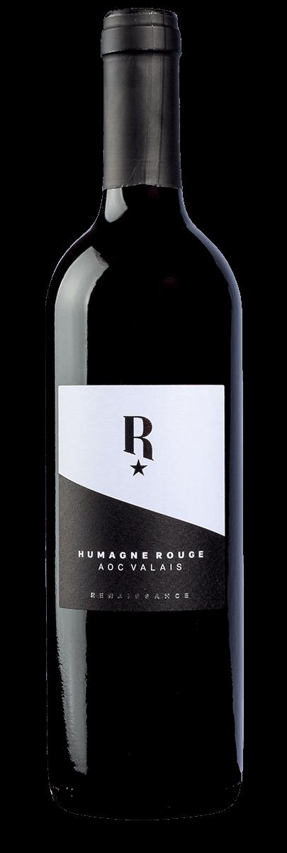 Humagne Rouge «Plaisir» Wallis AOC 2016