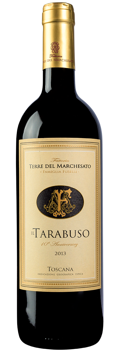 Il Tarabuso Cabernet Sauvignon Toscana IGT 2013