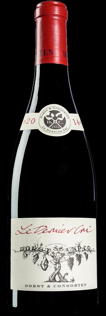 Pinot Noir «Le Dernier Cri» 2014