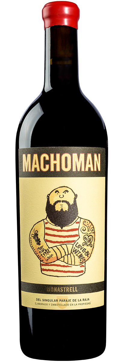 Macho Man Monastrell Jumilla DO 2016