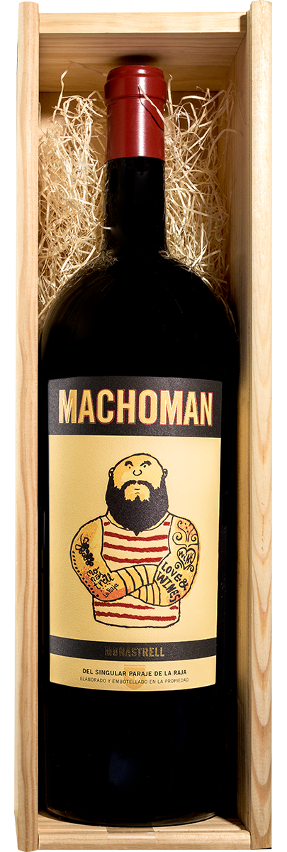 Macho Man Monastrell Jumilla DO 5-Liter 2016