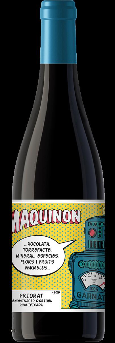 Maquinon Priorat DOQ Magnum 2015