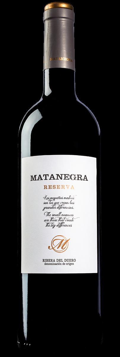 Matanegra Reserva 2010