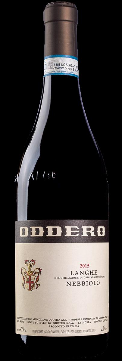 Nebbiolo Oddero Langhe DOCG 2015