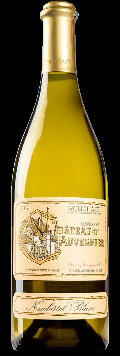 Neuchâtel Blanc AOC 2016