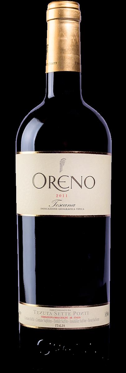 ORENO Toscana IGT Doppelmagnum 2013