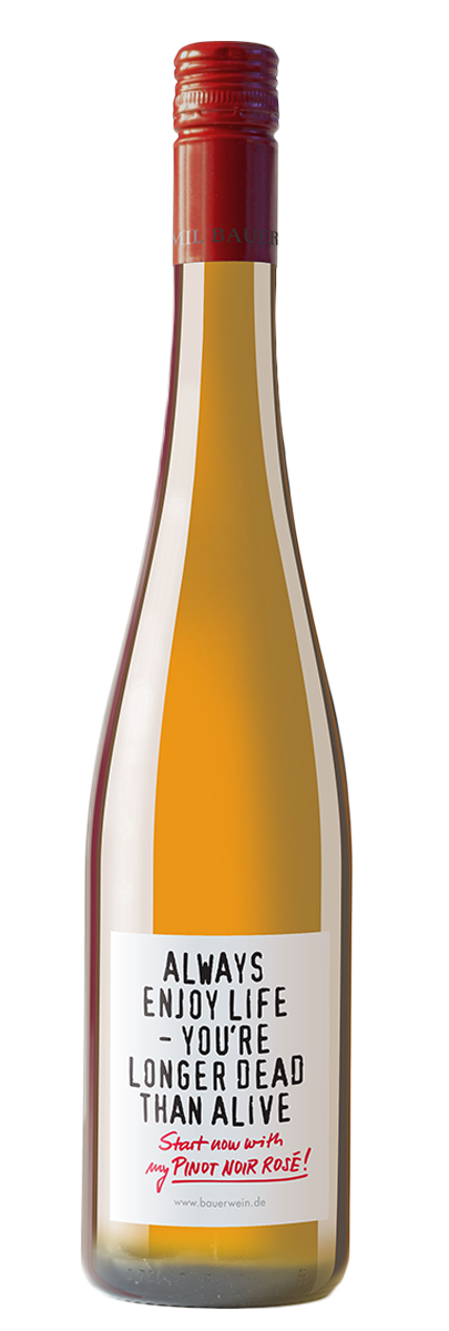Pinot Noir Rosé «Enjoy» 2016