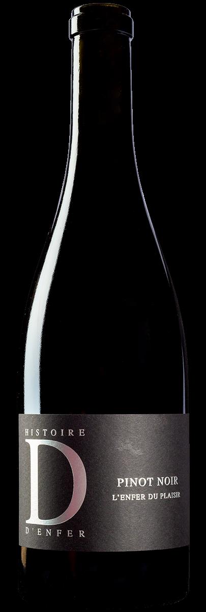 Pinot Noir L'Enfer du Plaisir Wallis AOC 2014