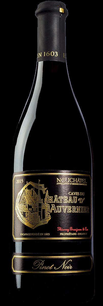 Pinot Noir Neuchâtel AOC 2015