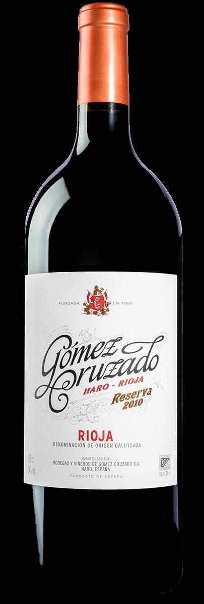 Gómez Cruzado Reserva Rioja DOC 2010