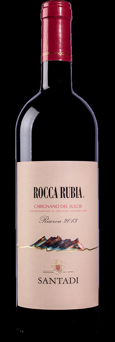 Rocca Rubia Riserva DOC 2013