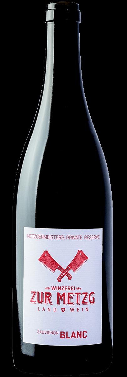 Sauvignon Blanc Metzgermeister's Private Reserve VDP 2016