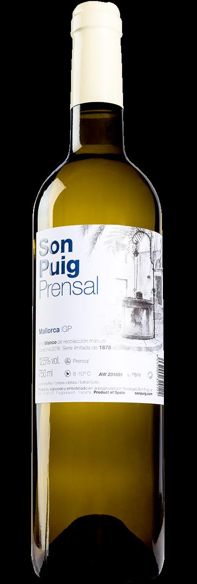 Son Puig Prensal 2016