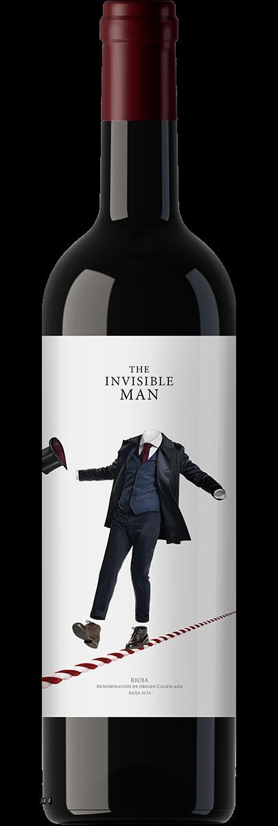 The Invisible Man Rioja DOC Magnum 2014