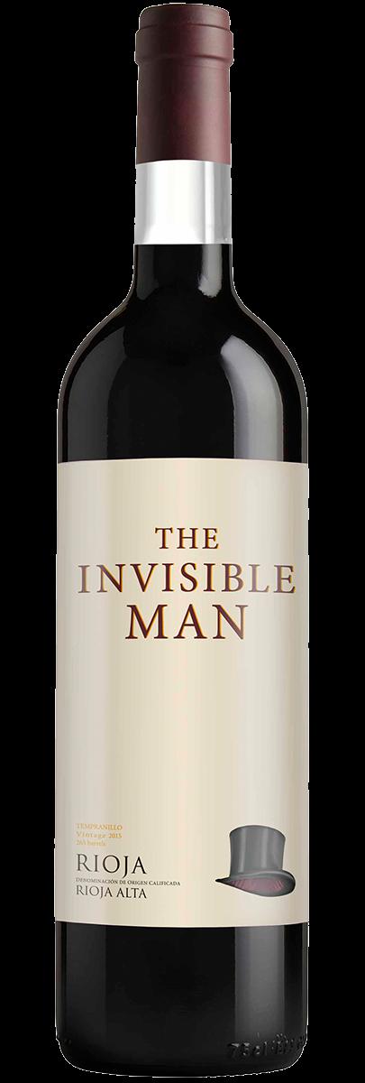 The Invisible Man Rioja DOC 2015