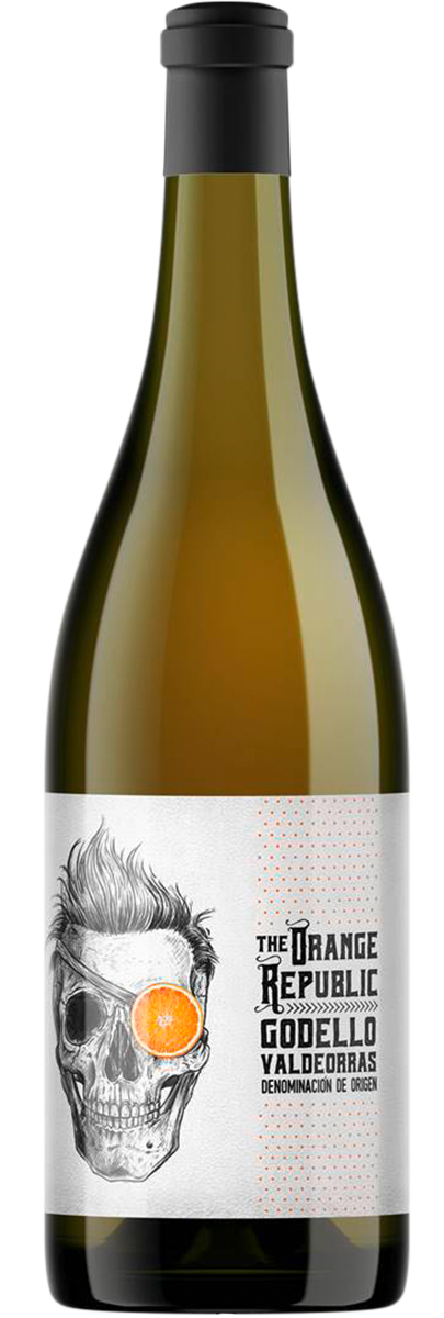 The Orange Republic Godello Valdeorras DO 2015