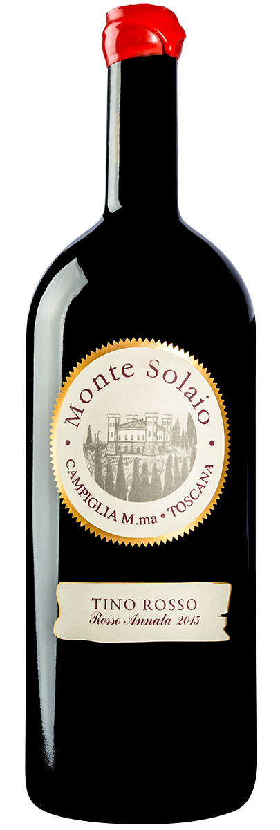 Bolgheri Blend «Monte Solaio» Tino Rosso IGT Magnum 2015