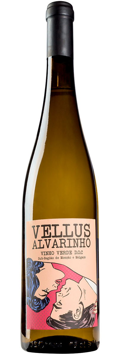 Vellus Alvarinho Vinho Verde 2016