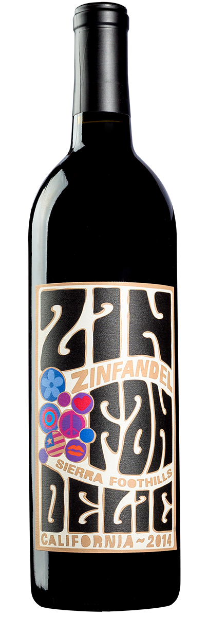 Zinfandelic Old Vine Sierra Foothills 2014