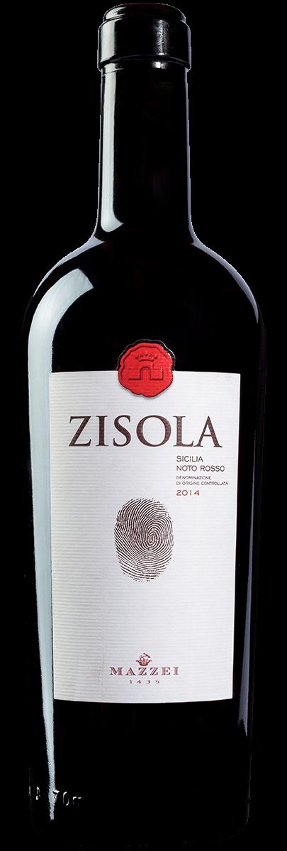 Zisola Rosso Sicilia IGT 2013