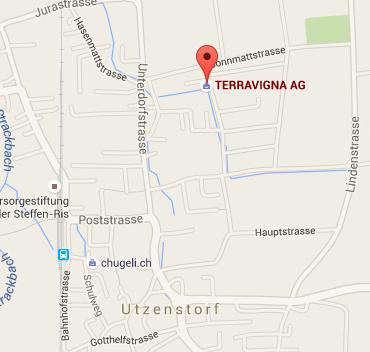 Terravigna AG Standort